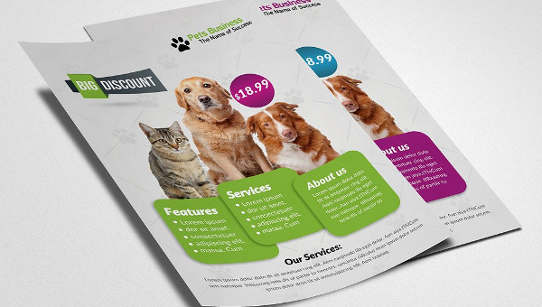 23+ Pet Shop Flyers