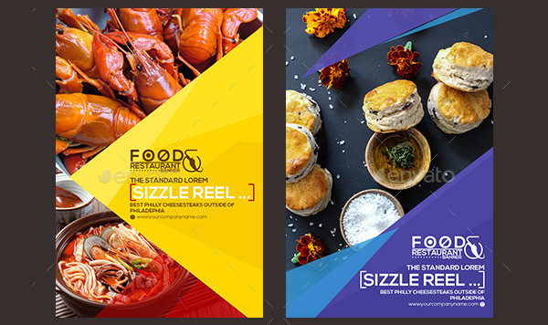30 Pinterest Food & Restaurant Banners