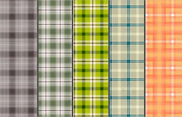 Seamless Plaid & Tartan Patterns