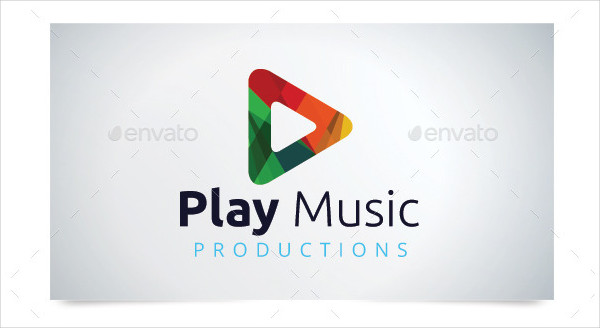 Play Music Logo Templates