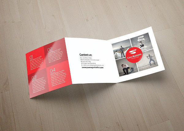 Professional Marketing Business Brochure