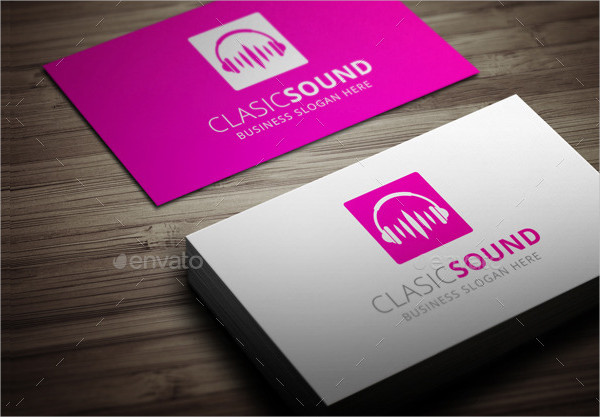 Professional Music Logo