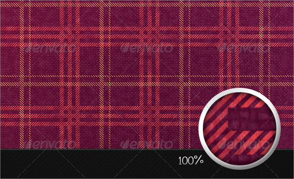 Red Tartan Patterns
