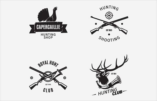 Retro Hunt Club Logo