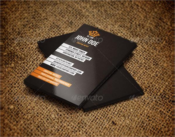 Royal Creative Business Card Template