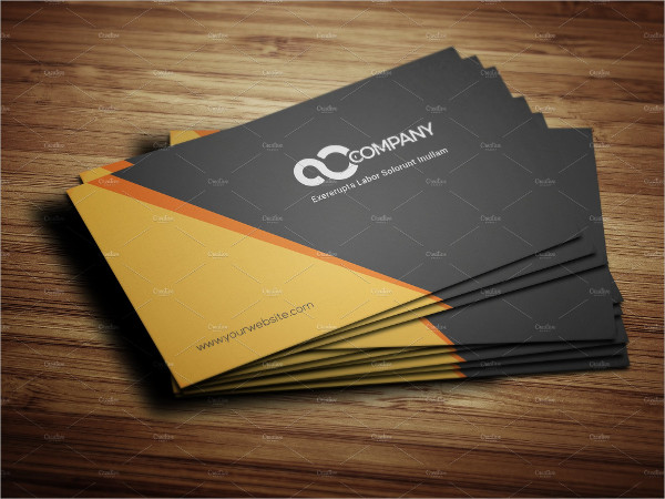 Royal Style Business Card