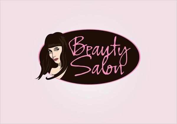 Free Salon Design Logo Template