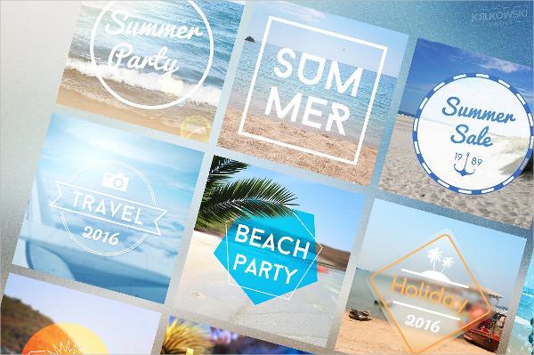 Summer Social Media Banners