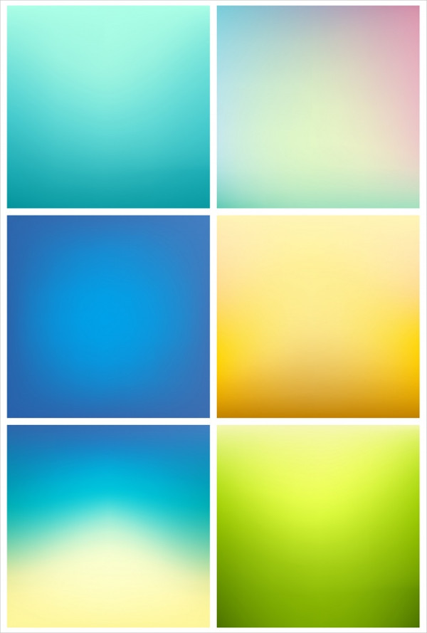 Free Shiny Gradient Background Collection