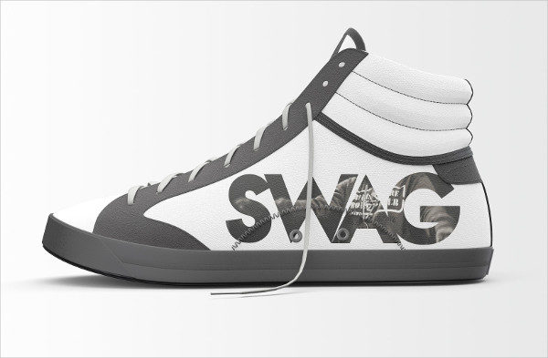 Shoes Branding Mock-up