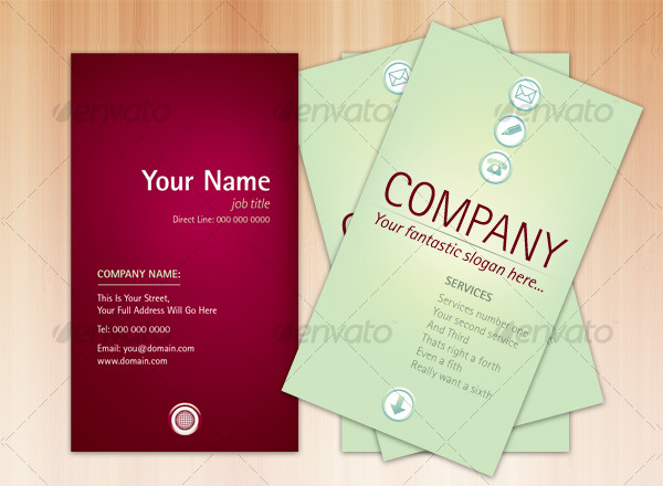 Simple and Classic Business Card