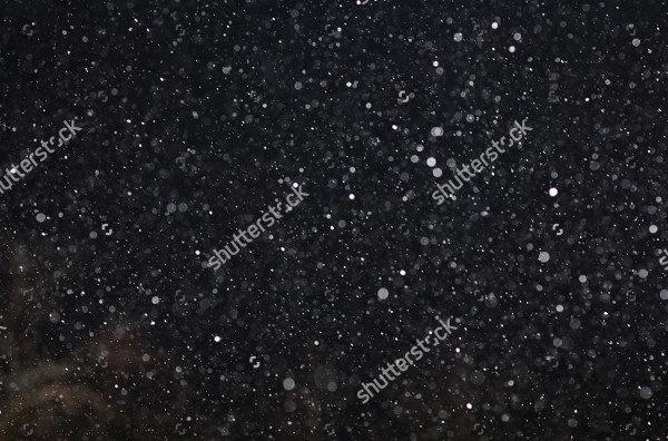 Black Snowflake Textures