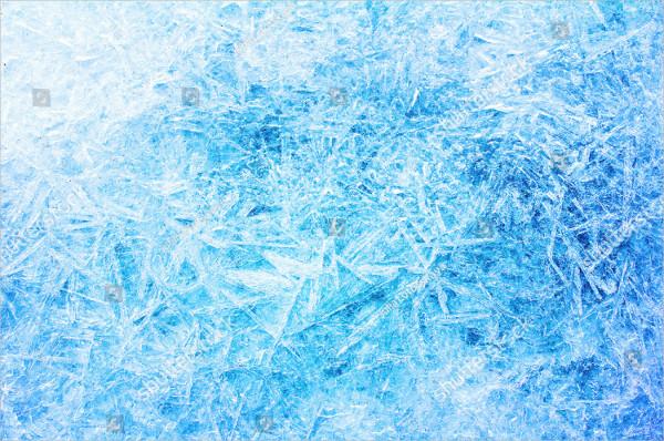 Snowflake Texture Pattern