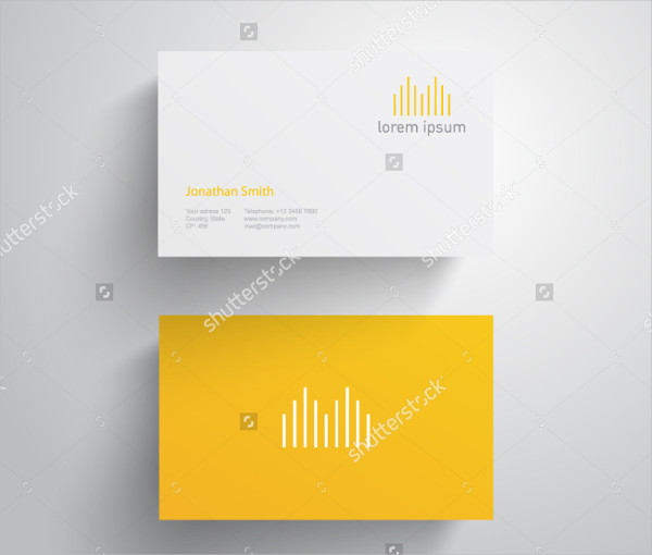 Sound Wave Music Store Business Card Template