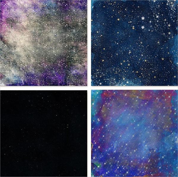 Celestial Star Backgrounds