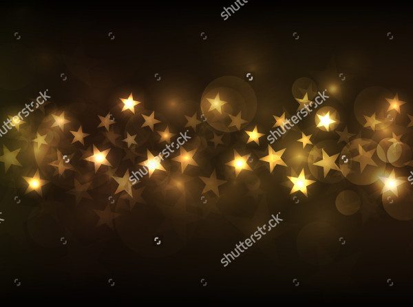 Star Vector Design Background