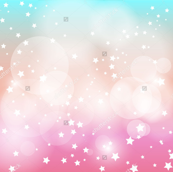 Star Pink Blue Backgrounds
