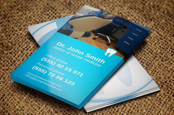 31 dentist business cards free premium download popular dentist business card template flashek Images