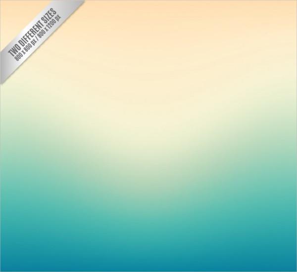 Gradient Background in Summer Tones Free