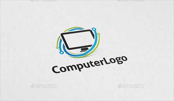 Modern Computer Logo