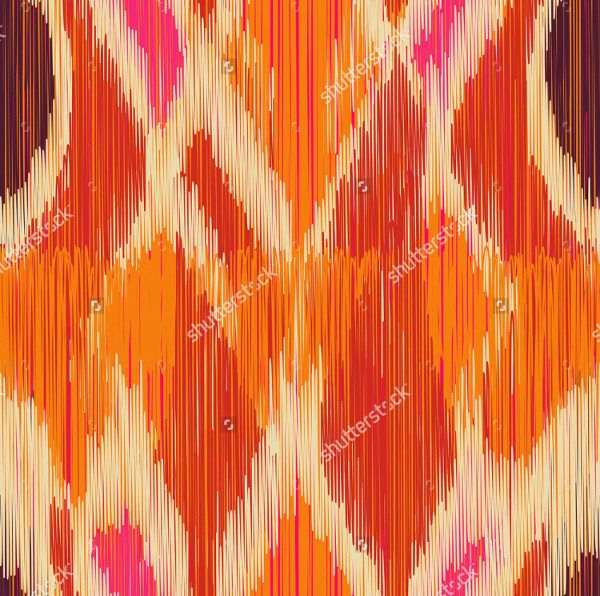 Abstract Textile Pattern