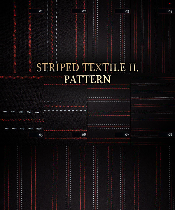 Striped Textile Classic Pattern