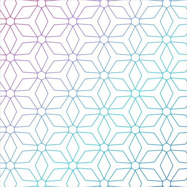 Colorful Pattern with Circles