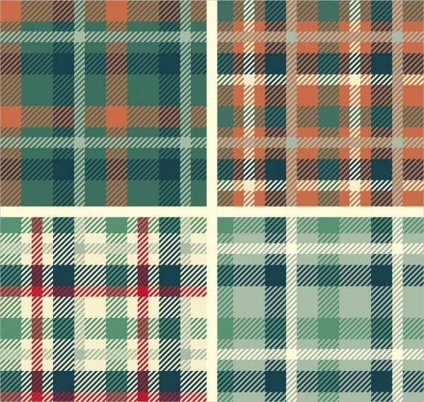 Free Traditional Tartan Patterns