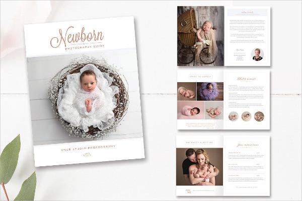 Unique Newborn Photography Magazines