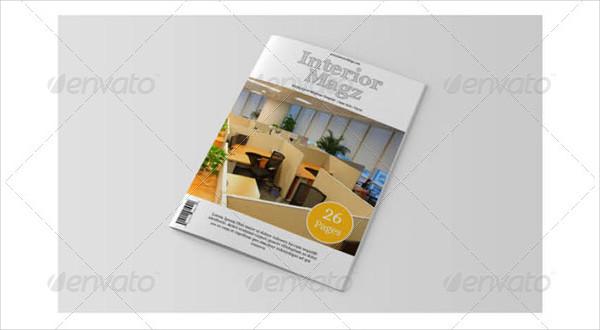 Universal Interior Magazine Templates