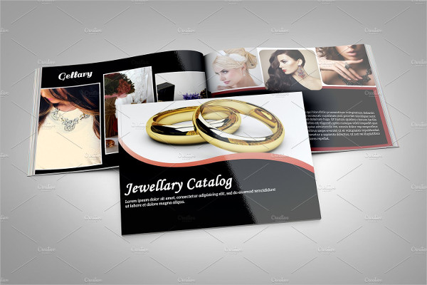 Universal Jewelry Product Catalog Brochure