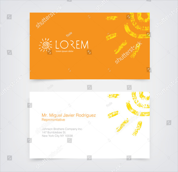 29 kids business cards psd ai eps vector format download vector business card design template cute cheaphphosting Images
