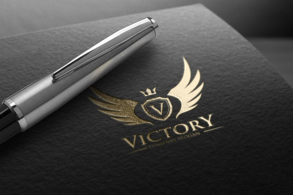 Victory Art Design Logo Template