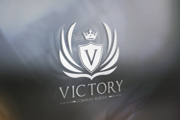 Victory Branding Logo Template