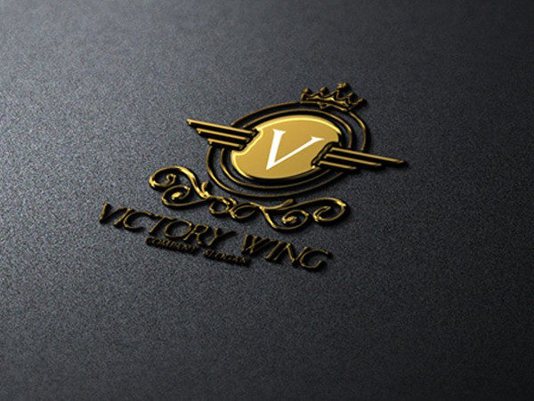 Victory Wing Logo Template