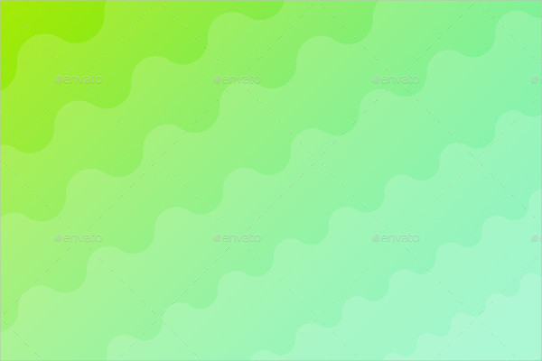 Wavy Gradient Background Collection