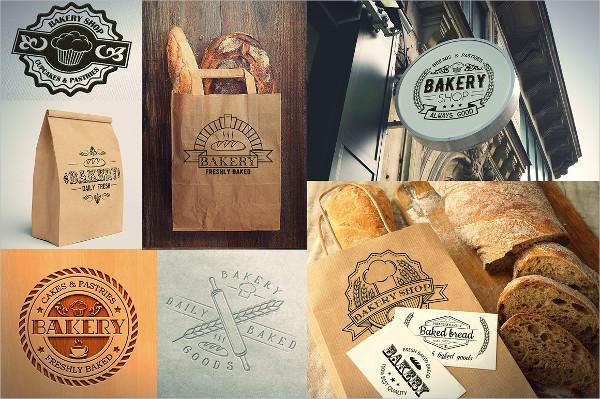 39 Coffee and Bakery Logo Bundle