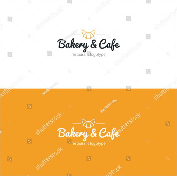 Bakery & Café Logo Template