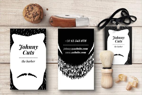 Branding Barber Business Card Templates