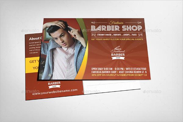 Barber Shop Advertising Bundle