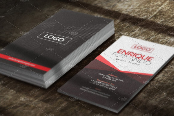 Print Ready Global Business Cards