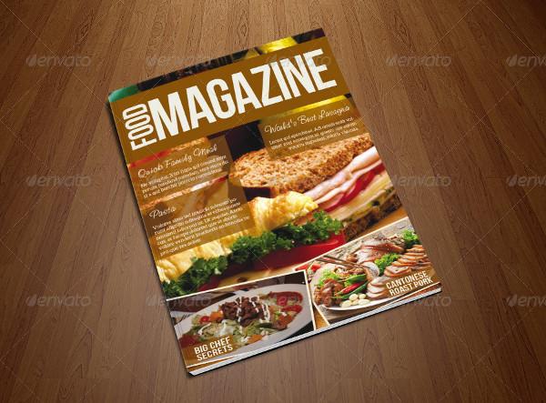Beautiful ID Food Magazine