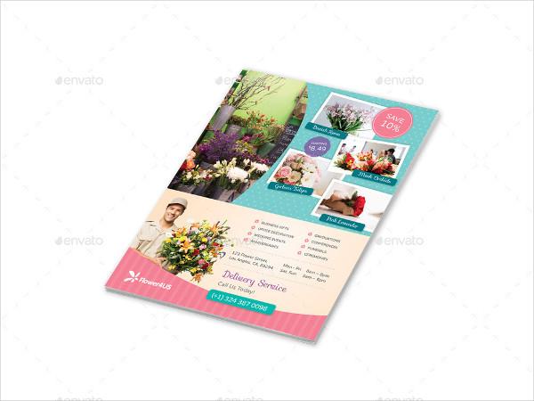 Clean Flower Shop Print Bundle