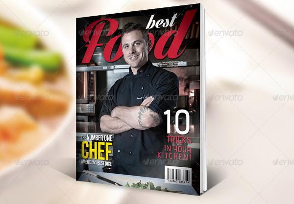 Best Food Magazine Design