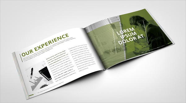 Creative Professional Product Brochure