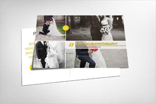 Digital Photography Postcard Templates