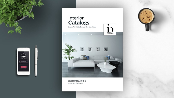 Interior Magazine Templates