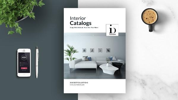Interior Magazine Templates