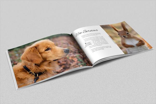 Multipurpose Pet Care Brochure Template