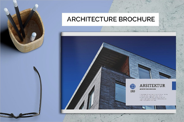 Professional Architecture Brochure